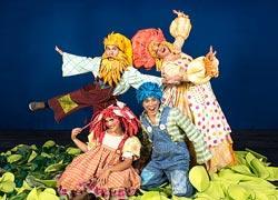Κερδίστε 5 διπλές προσκλήσεις για την παιδική παράσταση «Χένσελ και Γκρέτελ»