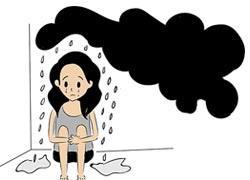Το μεγάλο, μαύρο σύννεφο: Τι πραγματικά σημαίνει να έχεις κατάθλιψη