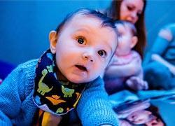 10 θεατρικές παραστάσεις για πολύ μικρά παιδιά