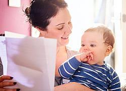 «Πώς κατάφερα να κάνω οικονομία όταν γεννήθηκε ο γιος μου»