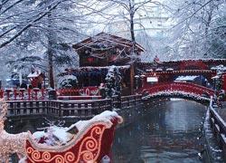 14 μαγικά χριστουγεννιάτικα πάρκα σε όλη την Ελλάδα!