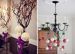 10 πρωτότυποι τρόποι να αξιοποιήσετε τα στολίδια που δεν βάζετε πια στο χριστουγεννιάτικο δέντρο