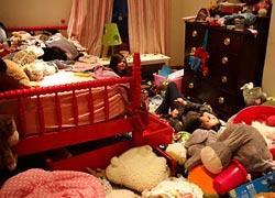 «Ένα ακατάστατο σπίτι, δεν μας κάνει κακούς γονείς!»
