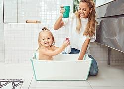 Stokke Flexi Bath: Κάντε το μπάνιο παιχνίδι