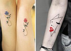 15 διακριτικά και συμβολικά τατουάζ για γυναίκες