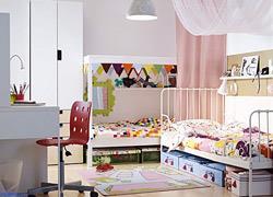 Δωμάτιο για δύο παιδιά: 10 πρακτικές ιδέες οργάνωσης