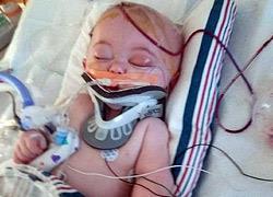 «Μια απλή πτώση από το κρεβάτι απείλησε τη ζωή του μωρού μου»: Μια μαμά προειδοποιεί!
