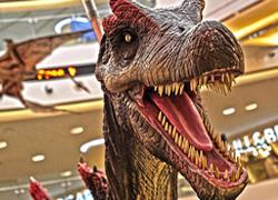 Οι δεινόσαυροι ξαναζωντανεύουν στο RIVER WEST!