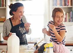 Τα 5 σημαντικότερα στάδια στην ανατροφή των κοριτσιών