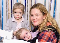 Tο απίστευτο κόλπο της Drew Barrymore εναντίων των παιδικών tantrums!