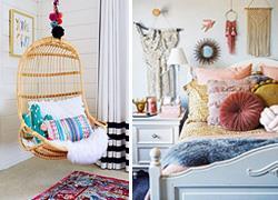 Εφηβικό δωμάτιο μόνο για κορίτσια: 7 παραμυθένιες ιδέες διακόσμησης