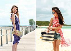 9 διαφορετικοί τρόποι να φορέσετε το παρεό