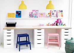 Πώς να οργανώσετε το γραφείο του παιδιού για τη νέα σχολική χρονιά