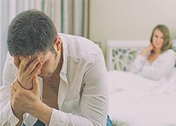 6 λόγοι που οι άντρες αποφεύγουν το σεξ
