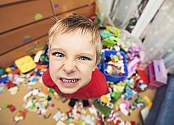 Πώς θα μάθετε στο παιδί να καθαρίζει το δωμάτιό του