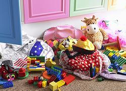 5 λόγοι που τα παιδιά δεν μαζεύουν ποτέ τα παιχνίδια τους
