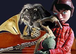 «Ο Πέτρος και ο λύκος»: Συνέντευξη με την αφηγήτρια της παράστασης