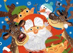 Ξεφυλλίζουμε τα Χριστούγεννα μέσα από πέντε γιορτινά βιβλία