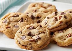 Πώς να φτιάξετε τα πιο μαλακά μπισκότα βουτύρου με σοκολάτα