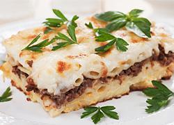 Πώς να φτιάξετε νόστιμο παστίτσιο με μανιτάρια σε 3 βήματα