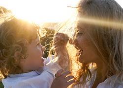 Πώς θα ήσουν εάν ήσουν η μητέρα που νόμιζες ότι θα είσαι πριν γεννήσεις