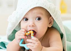 Τα αντικείμενα με τα περισσότερα μικρόβια που χρησιμοποιούν συνέχεια τα μωρά
