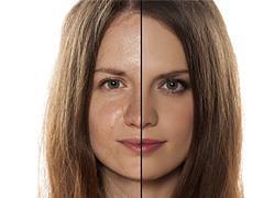 Πώς να βάφεστε αν έχετε λιπαρό δέρμα