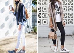 5 τρόποι να φορέσεις τα αγαπημένα σου sneakers