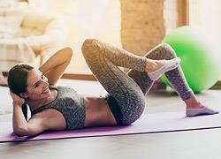 4 ασκήσεις για να ξεφορτωθείτε το «σωσίβιο» της μέσης