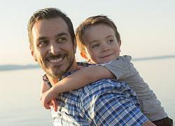 Τα στάδια που περνάει η σχέση κάθε γιου με τον μπαμπά του