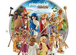 Η PLAYMOBIL προσθέτει στη συλλογή της 6 νέους θεούς του Ολύμπου
