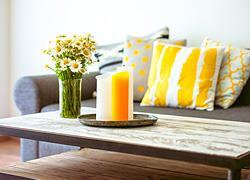 Tips για να ανανεώσετε το καθιστικό σας γρήγορα και εύκολα