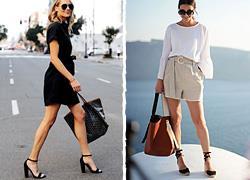 Τα μαύρα παπούτσια που χρειάζεσαι το καλοκαίρι του 2019