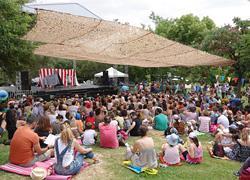 Κερδίστε διπλές προσκλήσεις για το Bobos Arts Festival το Σάββατο 1/6