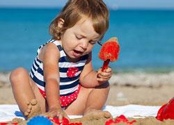 «Το παιδί σας έχει υπομονή;»: 3 θαλασσινά παιχνίδια που το αποδεικνύουν