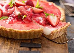 Γρήγορη τάρτα φρούτων με γιαούρτι…χωρίς ψήσιμο!