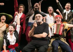 Κερδίστε προσκλήσεις για την παράσταση «Ως την άκρη του κόσμου» στις 26/1 στο Θέατρο Τζένη Καρέζη