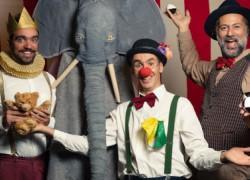 Διαγωνισμός: Κερδίστε προσκλήσεις για την παράσταση «Ο Τρομερός Εχθρός και ο Αλυσοδεμένος Ελέφαντας» του Χόρχε Μπουκάι στις 26/1