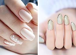 Nυφικά νύχια: 20 εντυπωσιακές ιδέες για να λάμψετε την ημέρα του γάμου σας