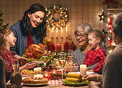 Πώς να ετοιμάσετε το χριστουγεννιάτικο δείπνο πιο γρήγορα και χωρίς κόπο