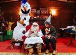 Τα χριστουγεννιάτικα πάρκα που πρέπει να επισκεφθείτε φέτος με τα παιδιά