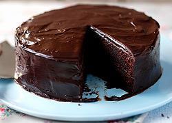 Το πιο νόστιμο σοκολατένιο κέικ…χωρίς μίξερ!