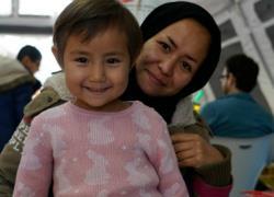 Οι Γιατροί Χωρίς Σύνορα μοιράζονται μαζί μας τα πιο φωτεινά παιδικά χαμόγελα του 2019