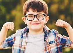Πώς να μεγαλώσετε ένα παιδί με δυνατό οργανισμό