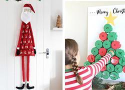 Φτιάξτε μόνη σας τα πιο εντυπωσιακά Advent Calendar