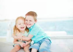 «Η κόρη μου είναι αγχώδης, αλλά τ' αδέρφια της είναι το στήριγμά της»