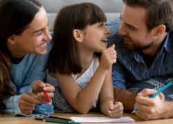 Οι καλύτεροι δάσκαλοι ενός παιδιού είναι οι γονείς του