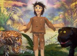 Κερδίστε προσκλήσεις για την παράσταση «ΜΟΓΛΗΣ το βιβλίο της ζούγκλας» από το θέατρο μαριονέτας Γκότση στις 26/1 στον Πειραιά