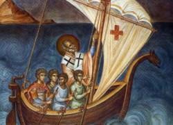 Ο Άγιος Νικόλαος, ο προστάτης των ναυτικών, είναι ο αληθινός «Άη Βασίλης»