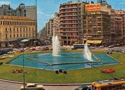 Η Ομόνοια «μεταμορφώνεται» και θυμίζει την εμβληματική πλατεία του '60